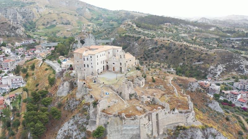 Cittadella e Castello Carafa
