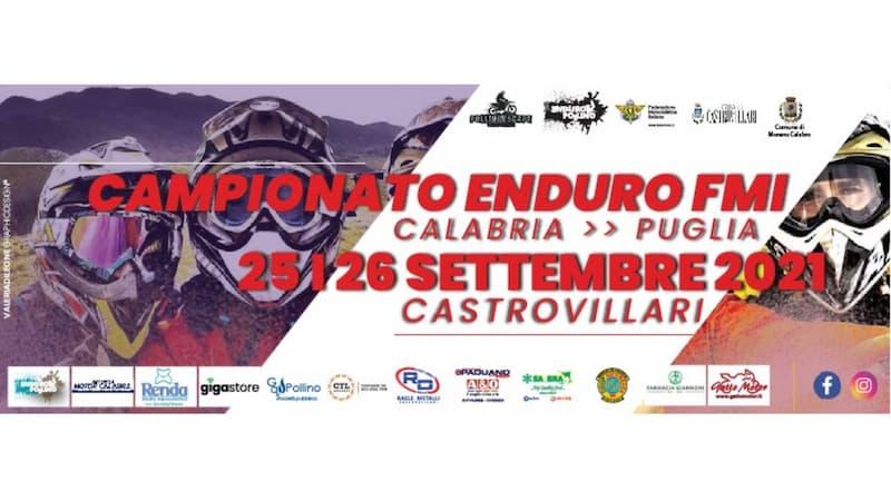 Gara Enduro Pollino Escape - 25-26 Settembre 2021 Castrovillari