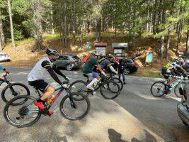 La Carovana dei Parchi in bicicletta attraversa il Parco Nazionale della Sila
