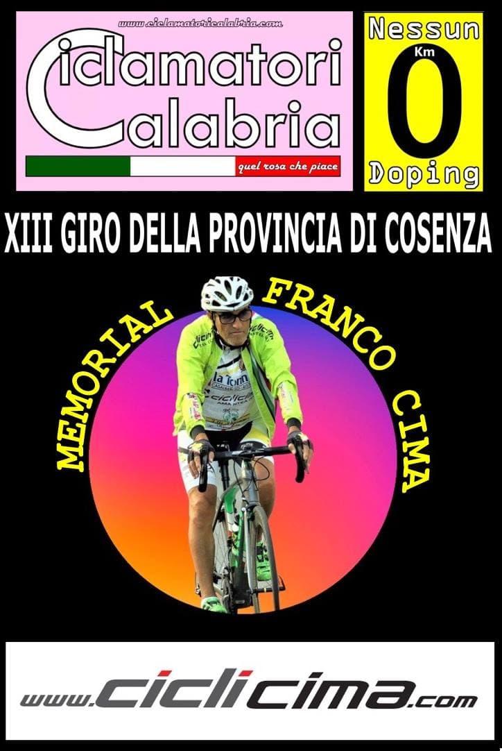 XIII Giro della Provincia di Cosenza - Memorial Franco Cima