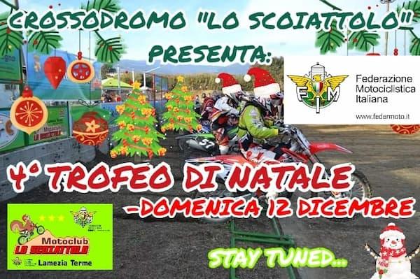 4° Trofeo di Natale 12 dicembre 2021 Lamezia Terme