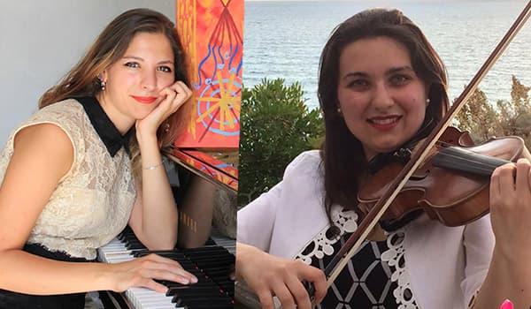 Duo Chiara Laureana & Letizia Sansalone