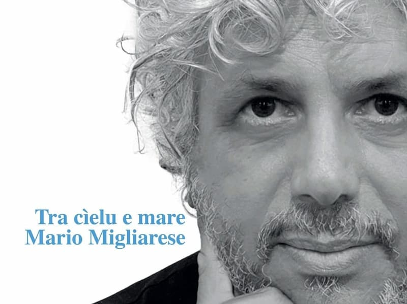 Presentazione album Tra cìelu e mare di Mario Migliarese