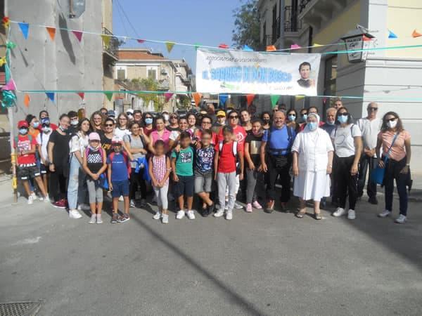 Reggio Calabria, l'Oratorio Itinerante domenica 10 ottobre fa tappa a Diminniti